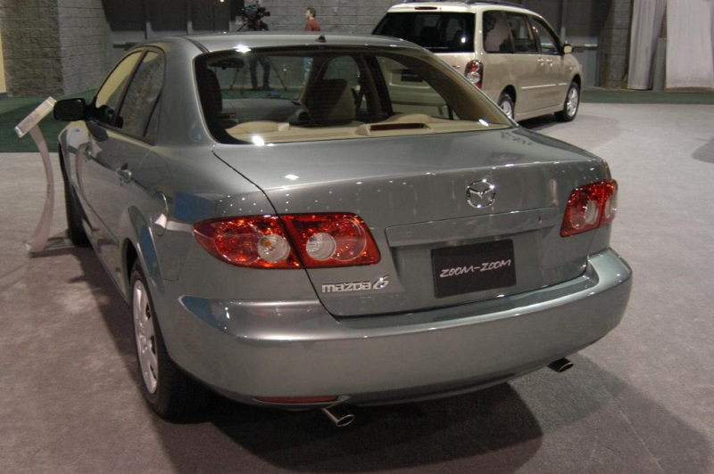 2005 Mazda 6 History Pictures Value Auction Sales Research And News