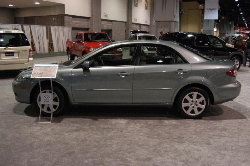2005 Mazda 6 Image Httpsconceptcarzimagesmazda
