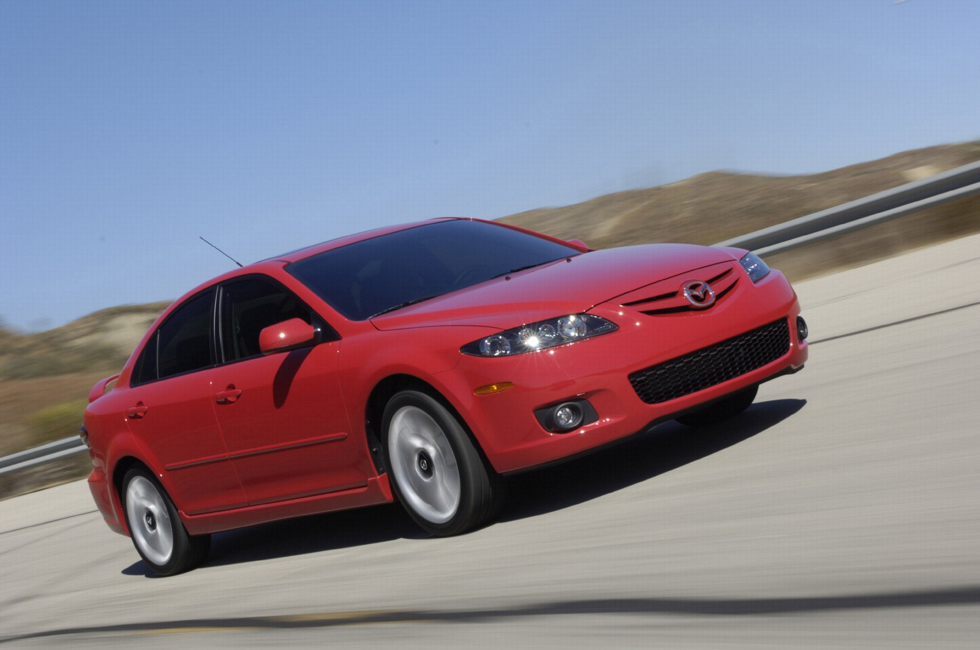 2007 Mazda 6 Pictures History Value Research News