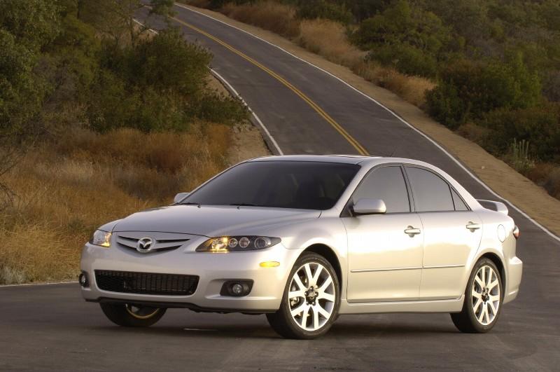 2007 Mazda 6 thumbnail image