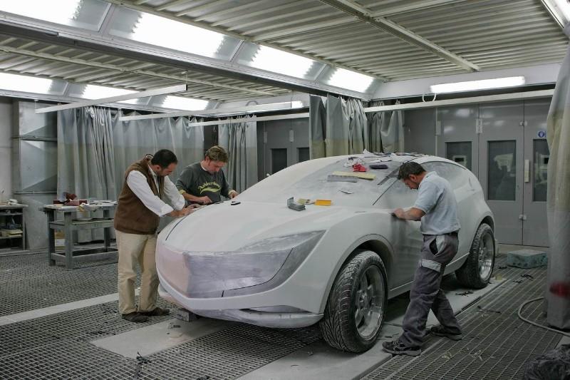 2008 Mazda Hakaze Concept
