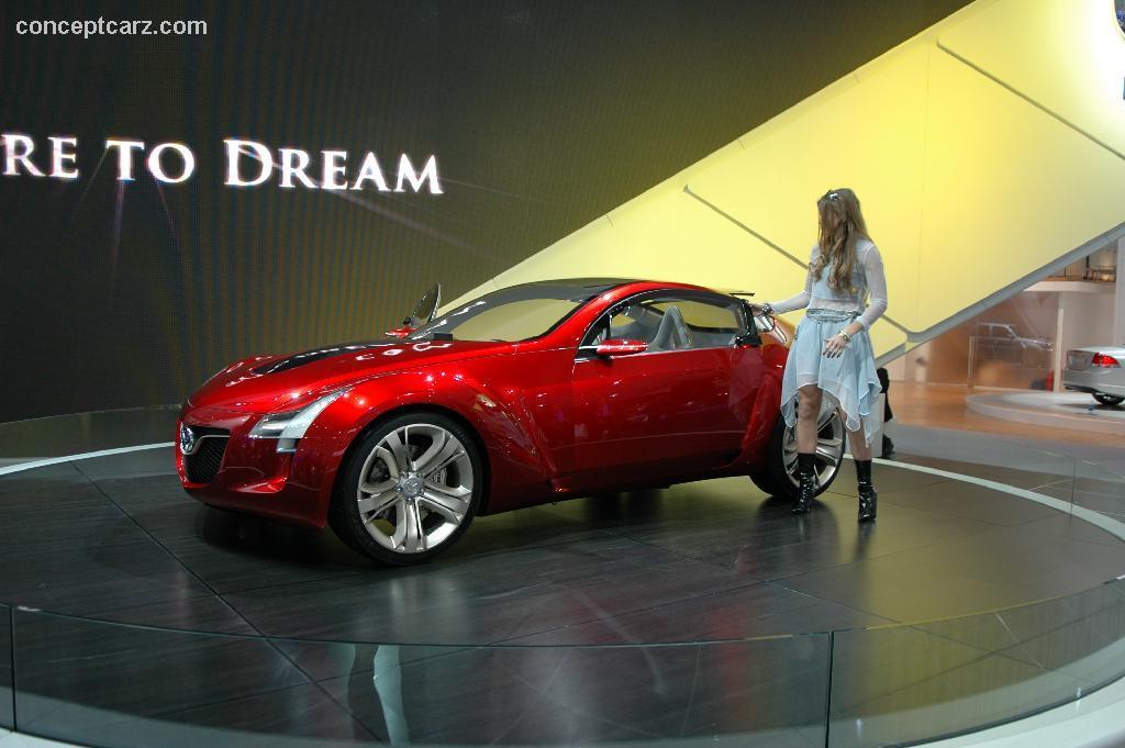 2006 Mazda Kabura Concept thumbnail image