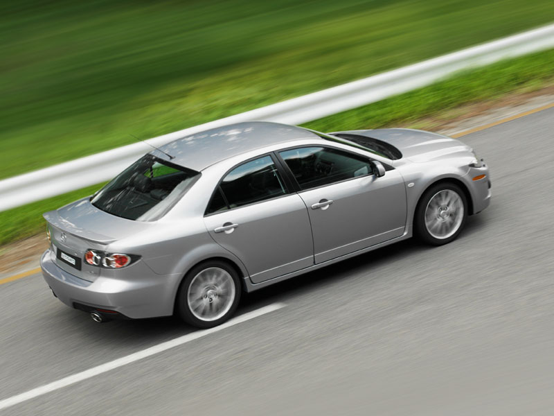 2002 Mazda 6 MPS Wallpaper and Image Gallery