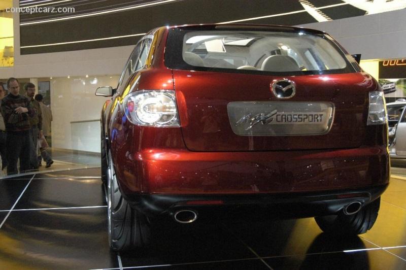 2006 Mazda Mx Crossport Image Photo 5 Of 17