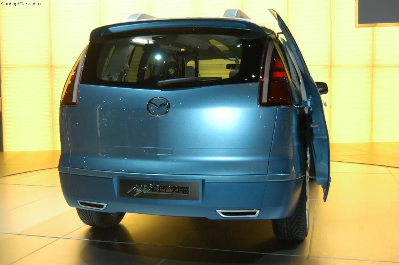 2004 Mazda Mx Flexa Image Photo 10 Of 16