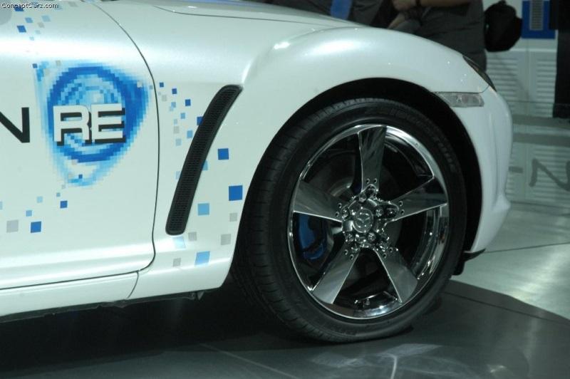 2004 Mazda RX-8 Hydrogen RE