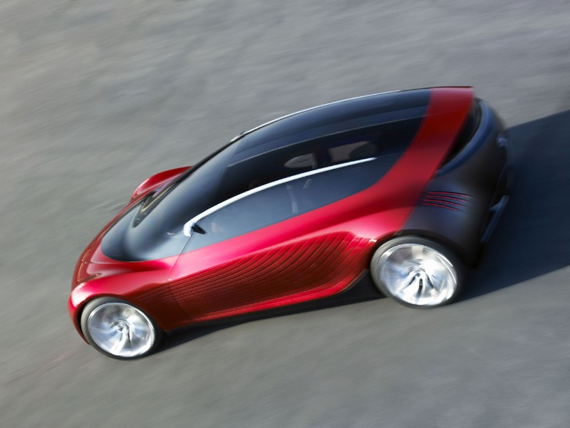 2007 Mazda Ryuga Concept Wallpaper and Image Gallery