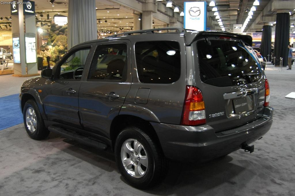 2003 Mazda Tribute History Pictures Value Auction Sales