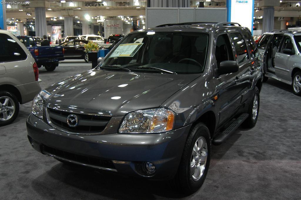 2005 Mazda Tribute thumbnail image