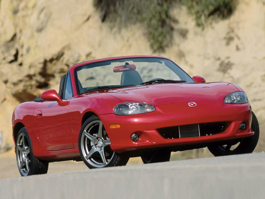 2004 Mazda MX 5 Miata Thumbnail Image