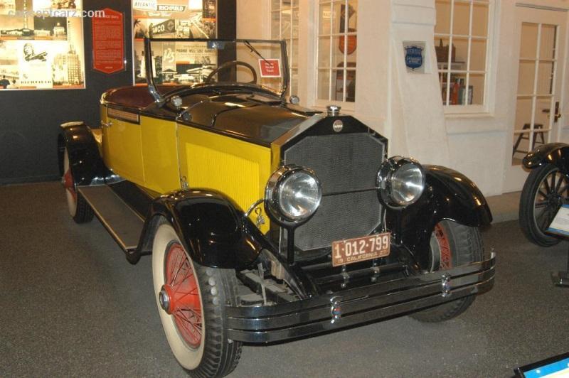 1927 McFarlan Boattail Roadster
