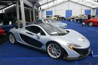 2015 McLaren P1.  Chassis number SBM12ABA5FW000308