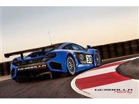 2011 McLaren MP4-12C GT3 Gemballa Racing