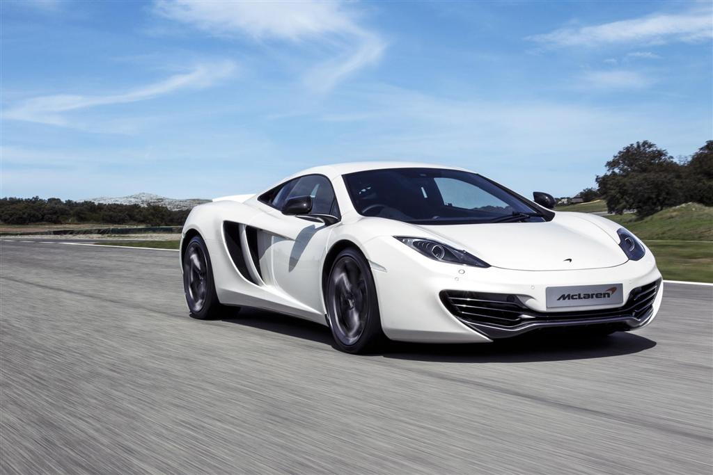 auction results and sales data for 2013 mclaren mp4-12c
