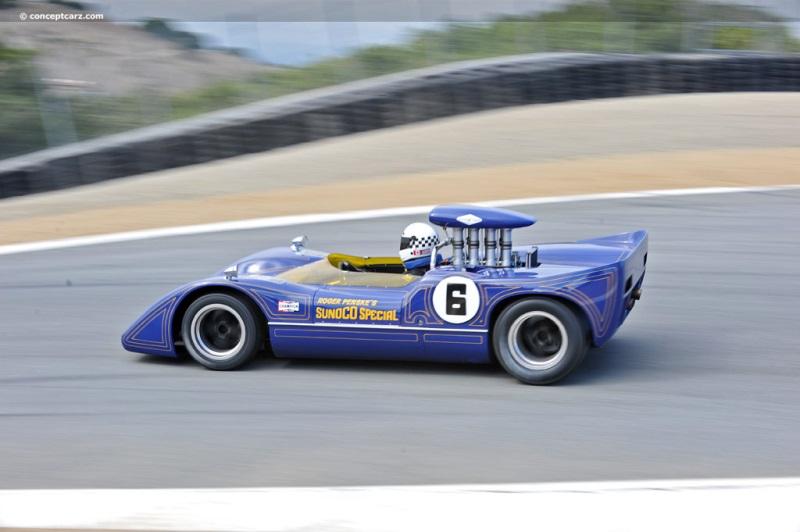 1967 McLaren M6A