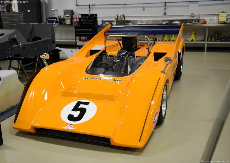 1970 mclaren m8d history, pictures, value, auction sales, research
