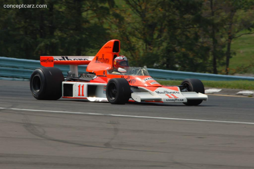 1976 Mclaren M23 Image Chassis Number 23 9