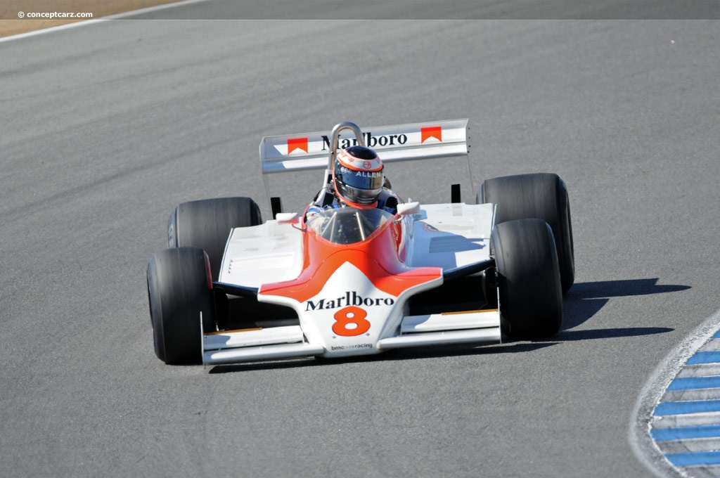 1980 McLaren M30 Image. Photo 20 of 21