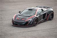 McLaren VAYU GTR Coupe