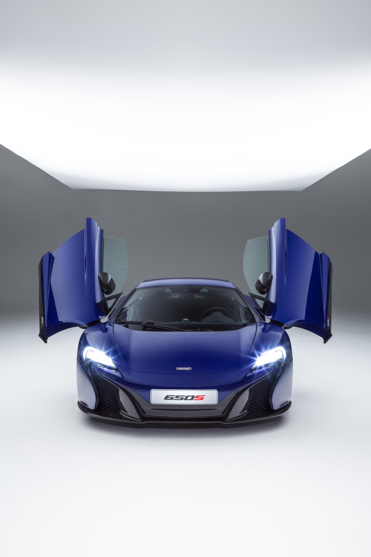 2014 McLaren 650S