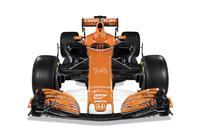 2017 McLaren MCL32 image.