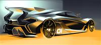 Popular 2014 P1 GTR Design Concept Wallpaper