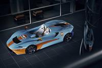 Popular 2020 McLaren Elva Gulf Theme Wallpaper