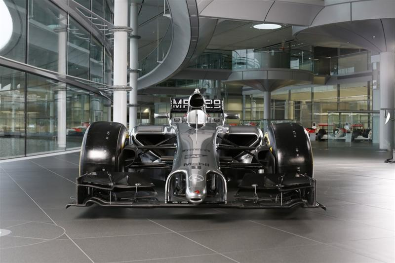 2014 mclaren mp4-29 news and information, research, and pricing