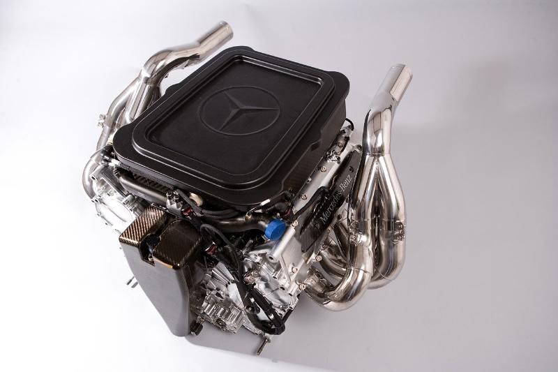 2008 McLaren MP4-23