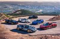 Popular 2019 McLaren 600LT Spider Pikes Peak Wallpaper