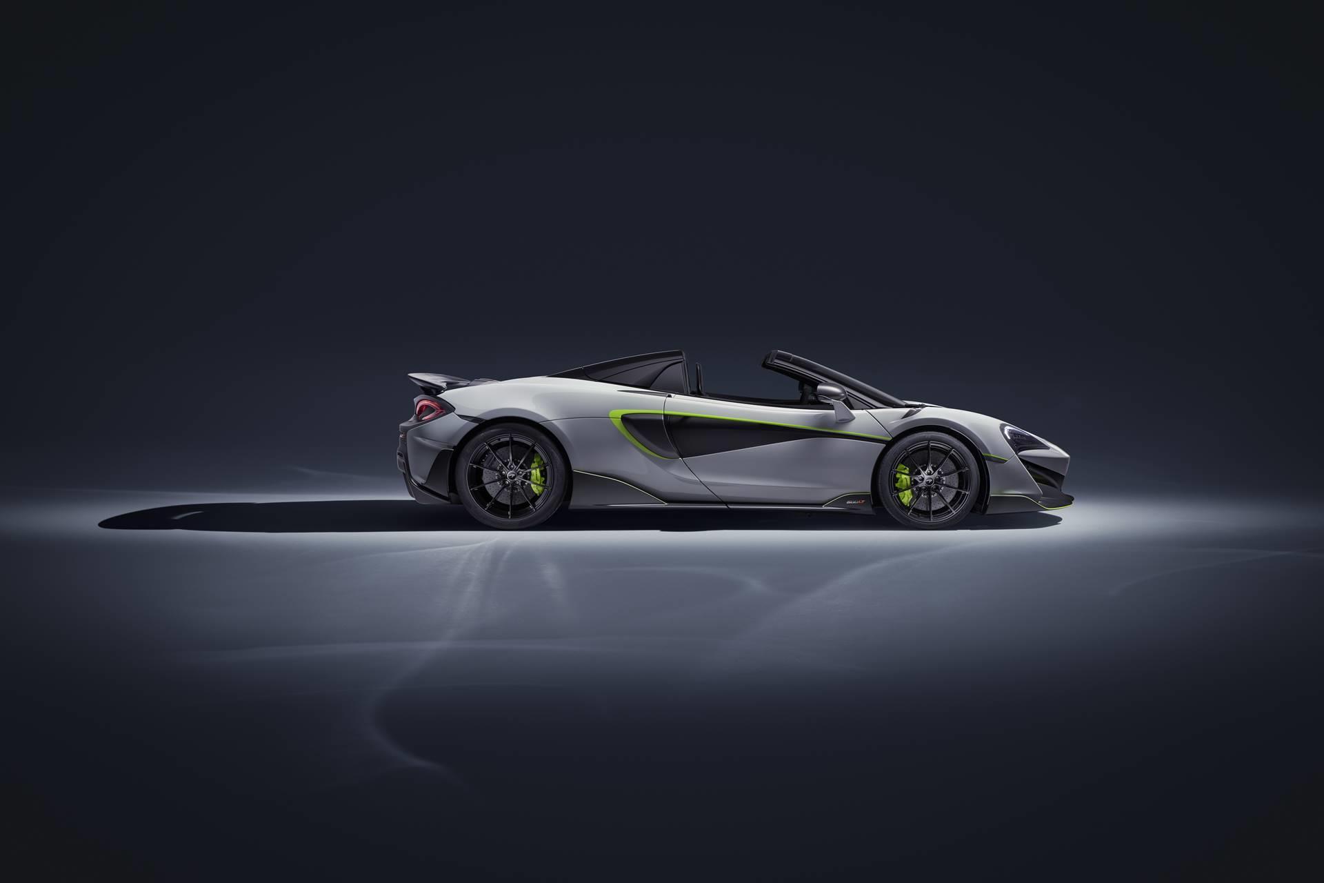 2019 McLaren 600LT Spider by MSO