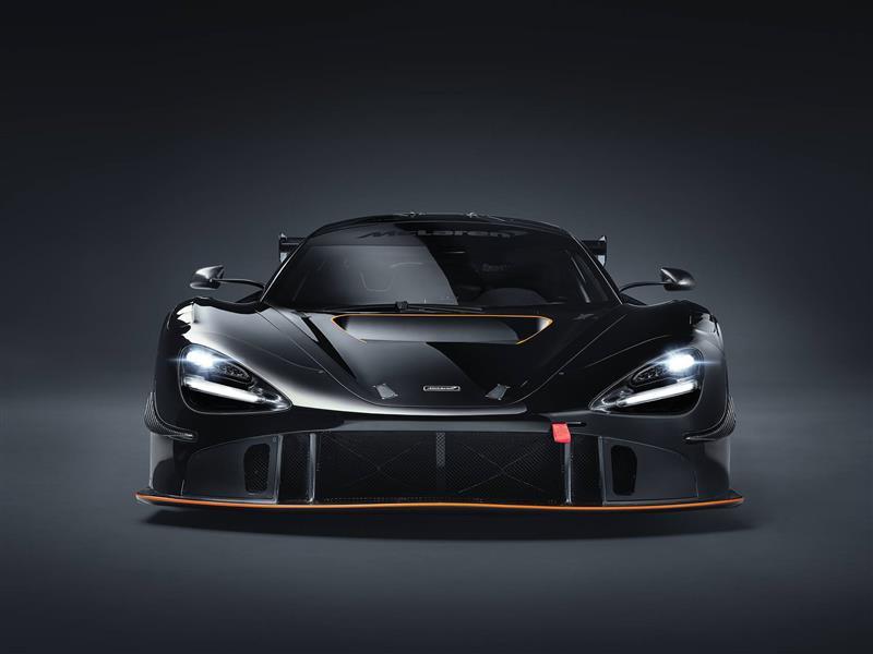 2020 McLaren 720S GT3X