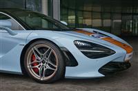 2021 McLaren 720S Gulf Livery thumbnail image