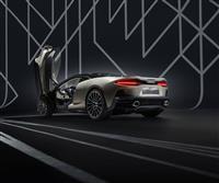 Popular 2019 McLaren GT by MSO Wallpaper