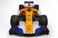 2018 McLaren Formula 1 Season