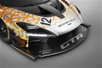 Image of the Senna GTR Concept