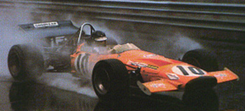 1971 McLaren M14D