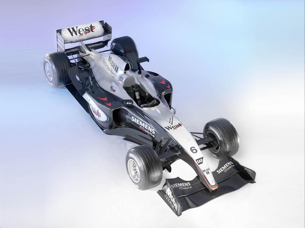 2003 McLaren MP4-18 pictures and wallpaper