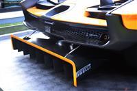 2018 McLaren Senna GTR Concept