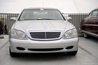 2000 Mercedes-Benz S-Class image.