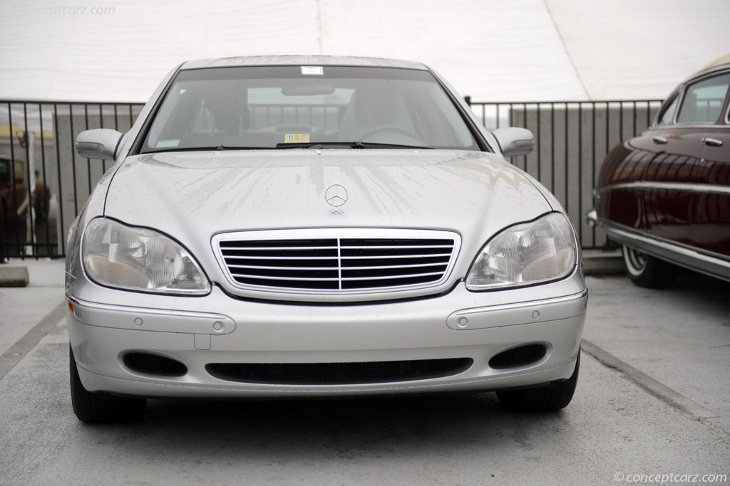 auction results and sales data for 2000 mercedes benz s class. Black Bedroom Furniture Sets. Home Design Ideas