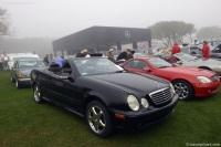 2002 Mercedes-Benz CLK Class image.