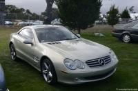 2003 Mercedes-Benz SL Class image.