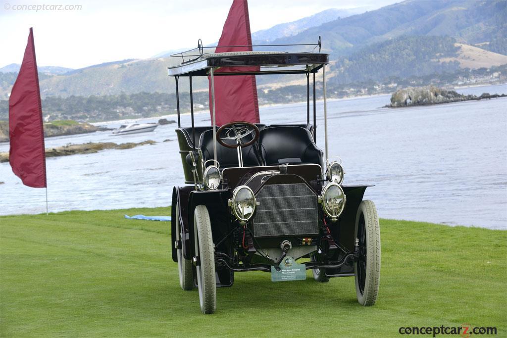 1903 Mercedes Simplex 18/22