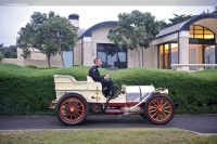 1904 Mercedes-Benz Model 28/32 HP.  Chassis number 2345