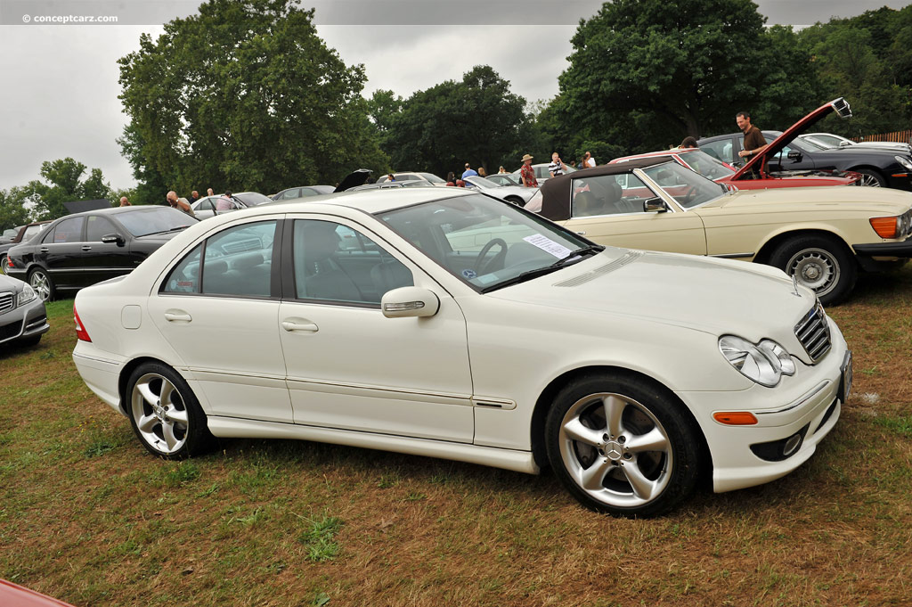 Auction Results And Data For 2006 Mercedes Benz C Class
