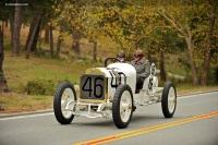 1908 Mercedes-Benz 105 HP Rennwagen image.