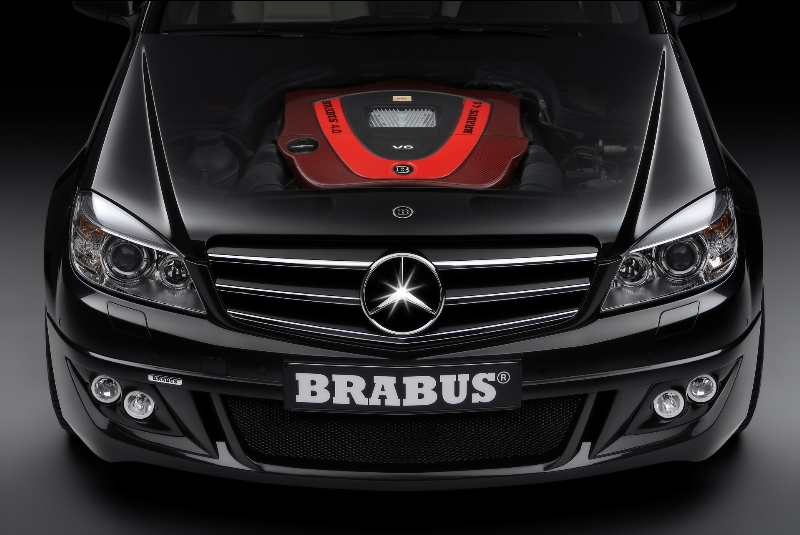 2008 Brabus C-Class
