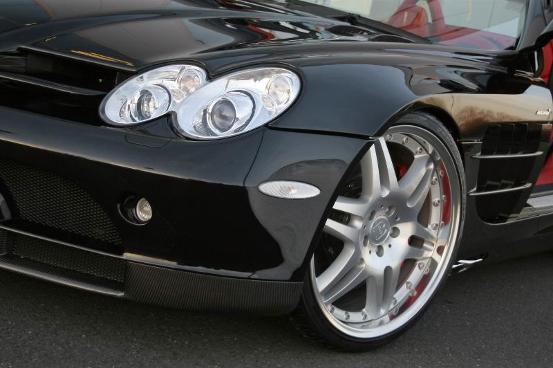 2008 Brabus SLR Mclaren