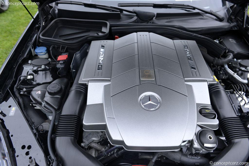 2008 Mercedes-Benz SLK 55 AMG